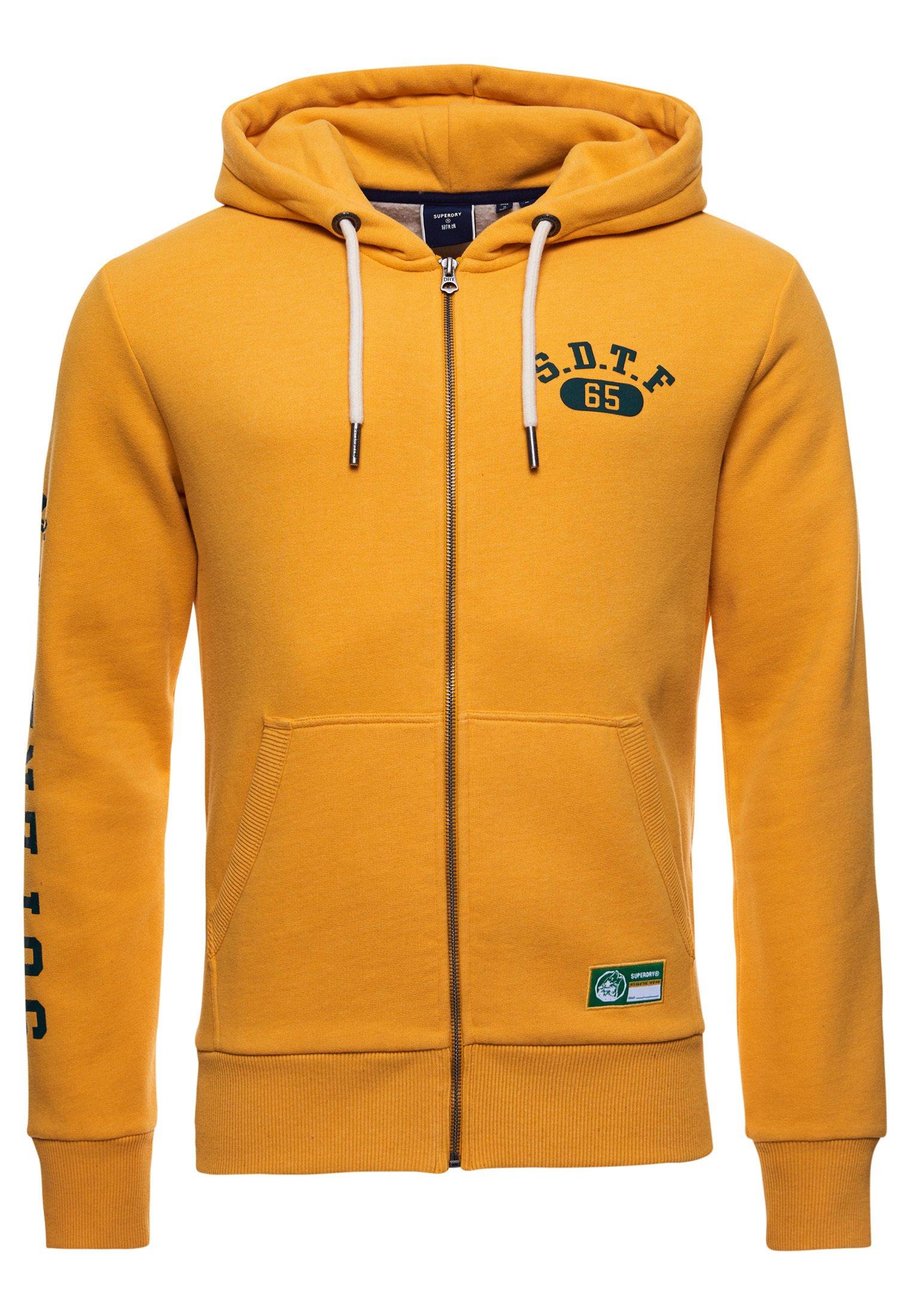 Men TRACK & FIELD  - Zip-up sweatshirt