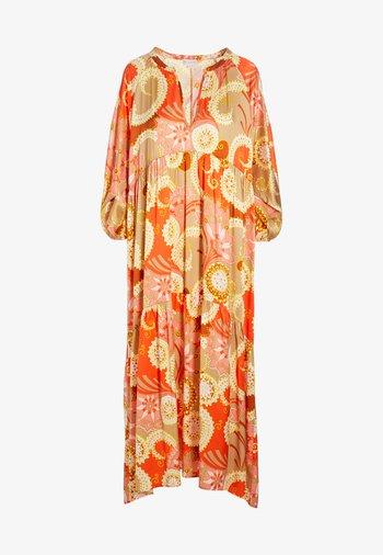 HARPER - Maxi dress - khanga taupe