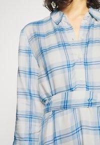 JDY - JDYSTAY MIDCALF DRESS - Košilové šaty - cashmere blue - 5