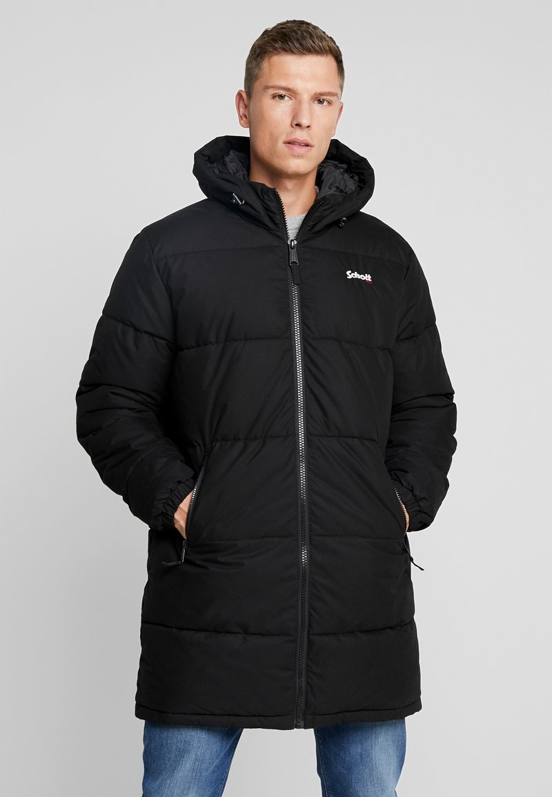 Schott - ALASKA - Winter coat - black