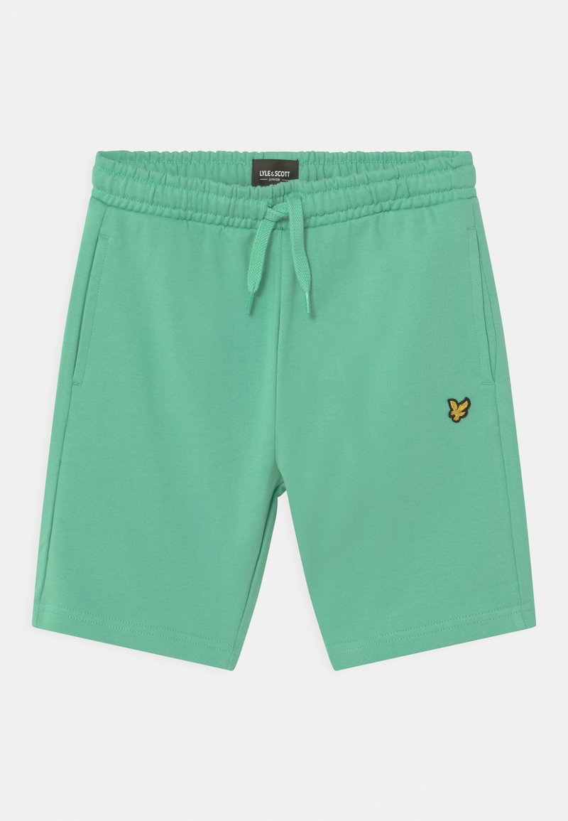 Lyle & Scott - CLASSIC  - Shorts - neptune green