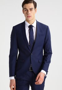 Noose & Monkey - ELLROY SLIM FIT - Suit - navy - 0