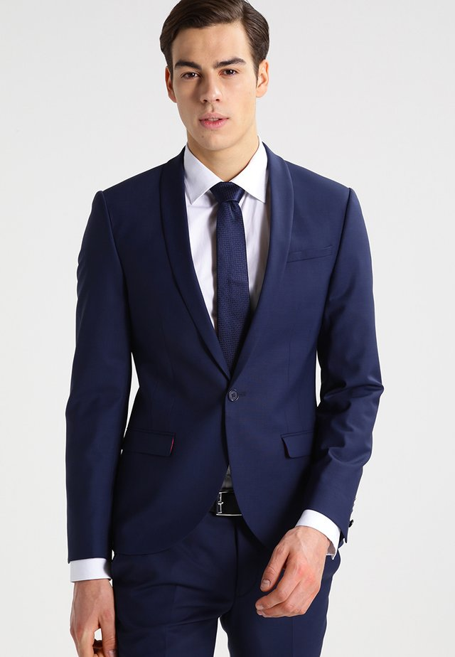 ELLROY SLIM FIT - Suit - navy