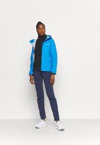 Columbia - OMNI-TECH™ AMPLI-DRY™ SHELL - Hardshell jacket - harbor blue - 1