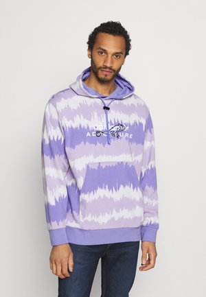 HOODY UNISEX - Sweatshirt - light purple/multicolor