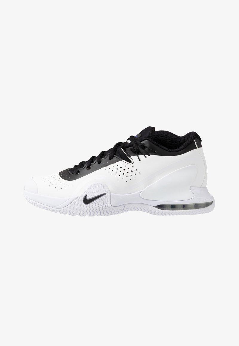 Nike Performance - COURT TECH CHALLENGE - Chaussures de tennis toutes surfaces - white/black/persian violet