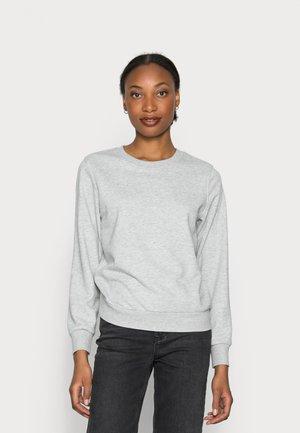Sweater - grey marl