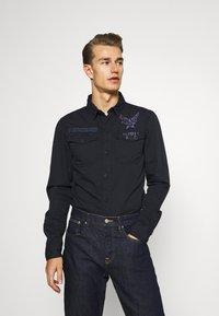 Schott - Shirt - navy - 0