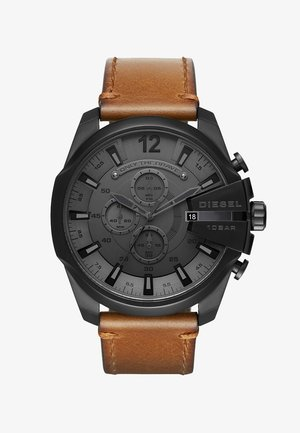 CHIEF SERIES - Chronograph watch - braun