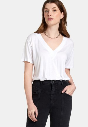 SPICE TEE - T-shirts basic - white