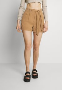 ONLY - ONLMAGO LIFE - Shorts - toasted coconut - 2