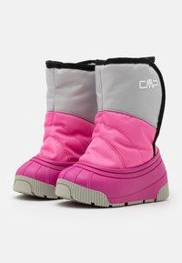 CMP - BABY LATU UNISEX - Winter boots - ice/pink - 1