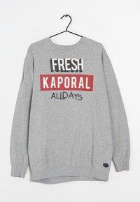 Kaporal - Stickad tröja - grey - 0