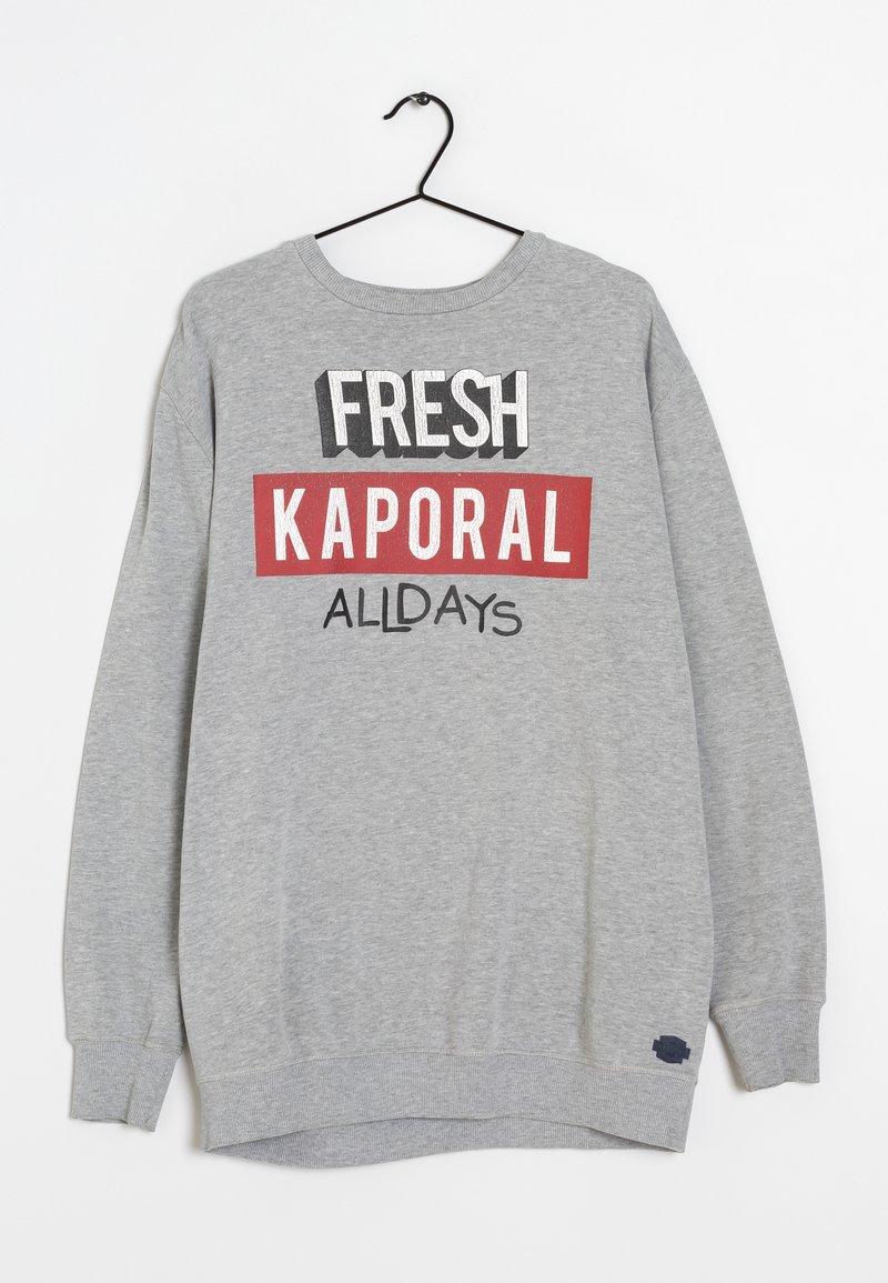 Kaporal - Stickad tröja - grey
