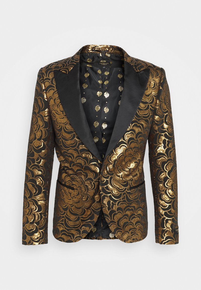 Twisted Tailor - EMILIANO - Suit jacket - gold