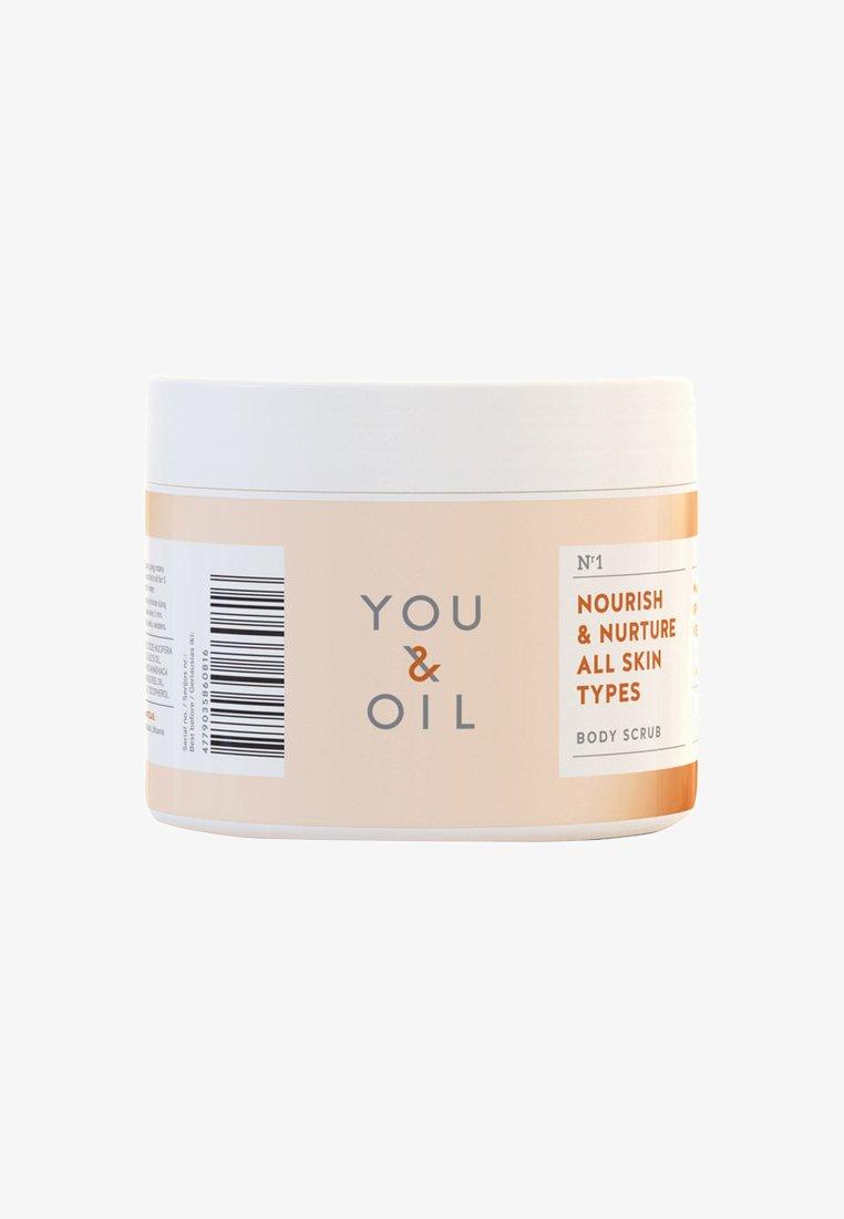 YOU & OIL - Body Scrub Nourish & Nurture All Skin Types - Scrub corpo - -