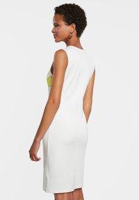Desigual - Shift dress - white - 2