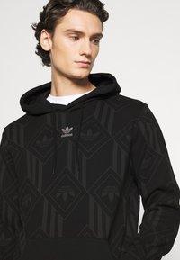 adidas Originals - MONO - Hættetrøjer - black - 3