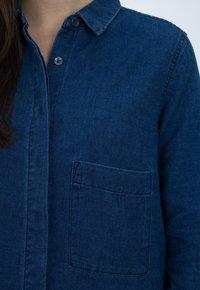 CLOSED - HAILEY - Button-down blouse - blue - 4