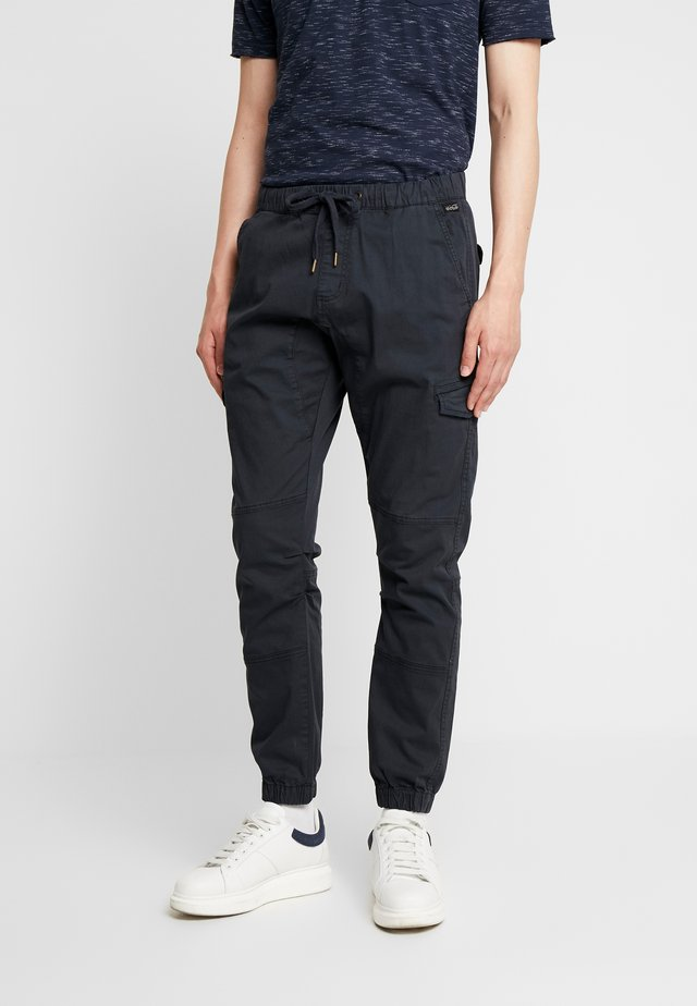 LEVI - Cargo trousers - navy