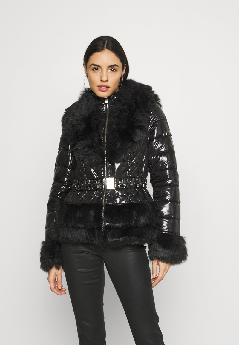 River Island - Winter jacket - black