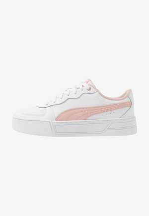 SKYE - Trainers - white/peachskin