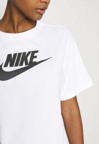 Nike Sportswear - DRESS FUTURA - Vestido ligero - white - 5