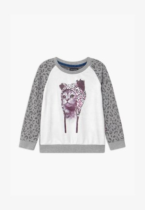 SMALL GIRLS - Sweater - grey