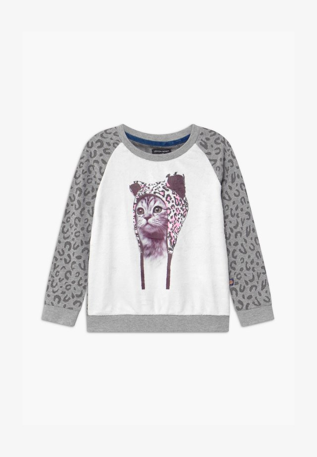 SMALL GIRLS - Sweatshirt - grey