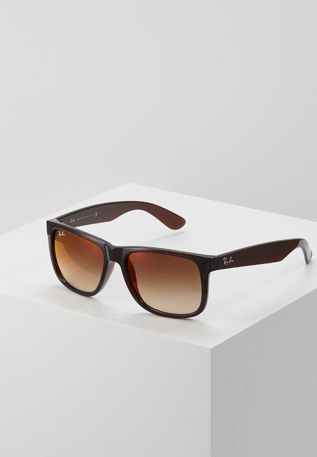 JUSTIN - Sluneční brýle - brown