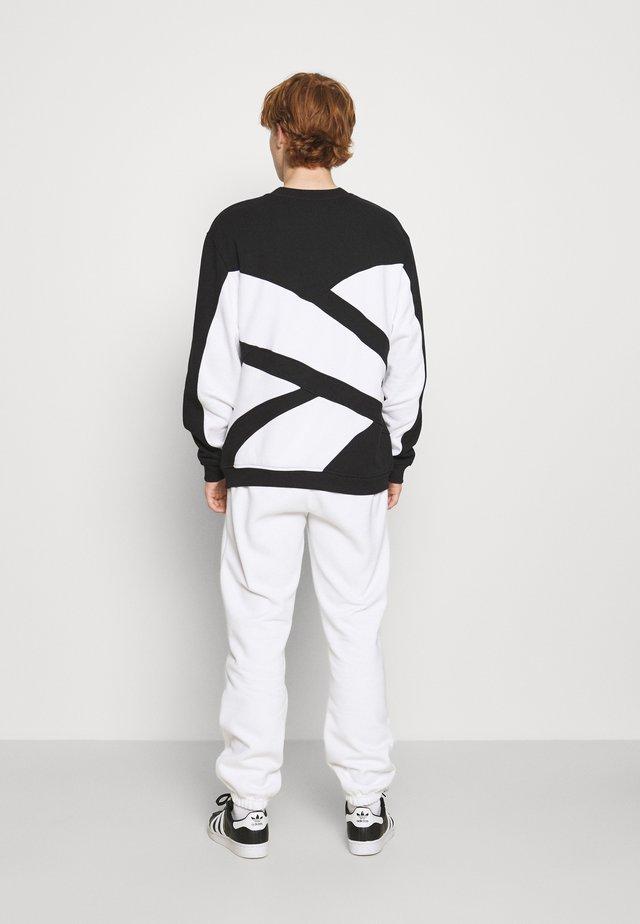 BACKVECTOR CREW - Sweatshirt - black