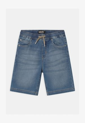 ALI - Denim shorts - soft denim blue