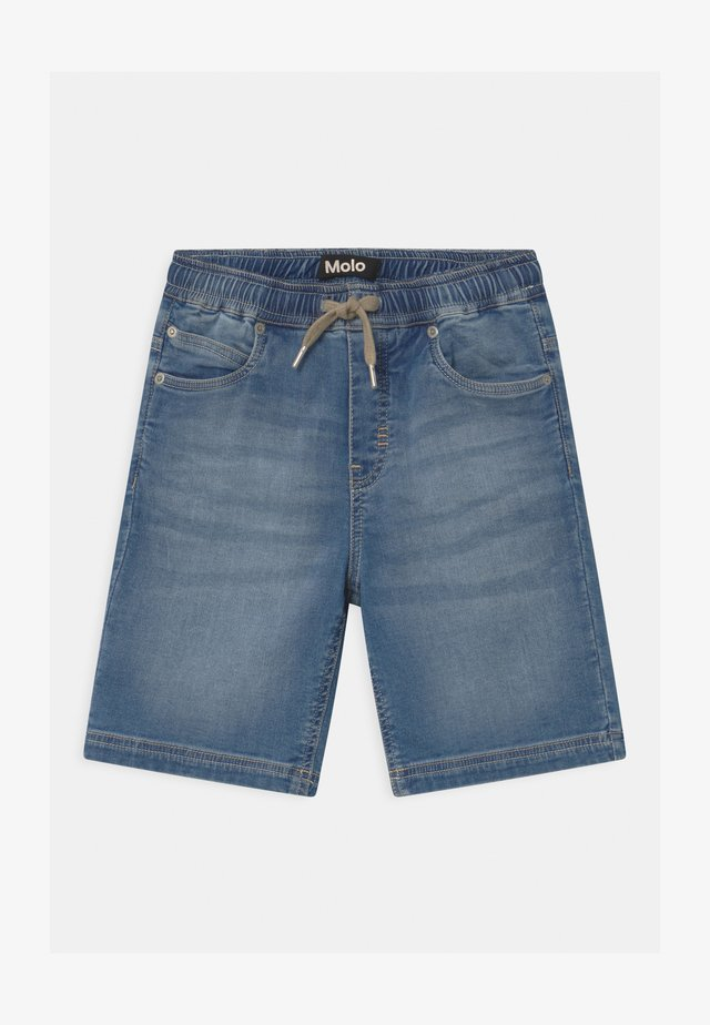 ALI - Shorts di jeans - soft denim blue