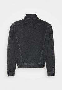 Levi's® - WORK TRUCKER - Denim jacket - blacks - 1