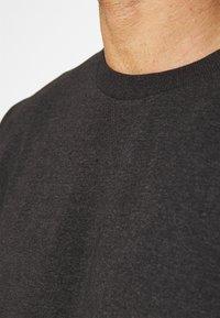 Brave Soul - JONES - Sweatshirt - charcoal marl/jet black - 4