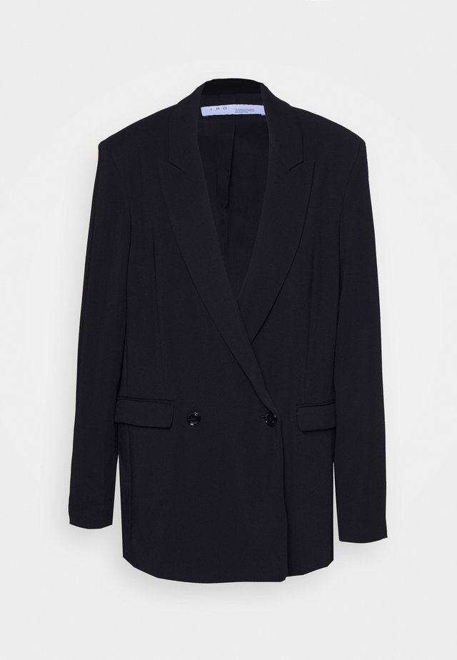DEGREE - Manteau court - black