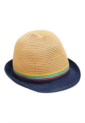 MULTI RAINBOW TRILBY (YOUNGER) - Hat - beige