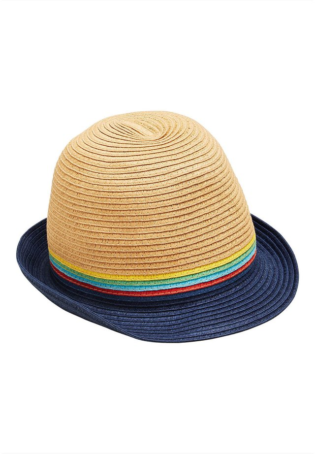 MULTI RAINBOW TRILBY (YOUNGER) - Chapeau - beige