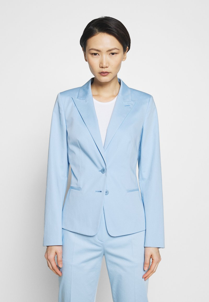 HUGO - ANINAS - Blazer - light/pastel blue