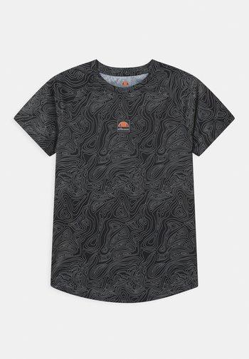 DUGONI UNISEX - T-shirts med print - black