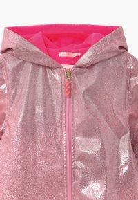 Billieblush - RAIN COAT - Veste imperméable - pink - 3
