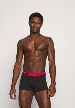 STRETCH TRUNK 3 PACK - Panty - black