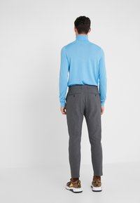 CLOSED - ATELIER CROPPED - Trousers - dark led - 2