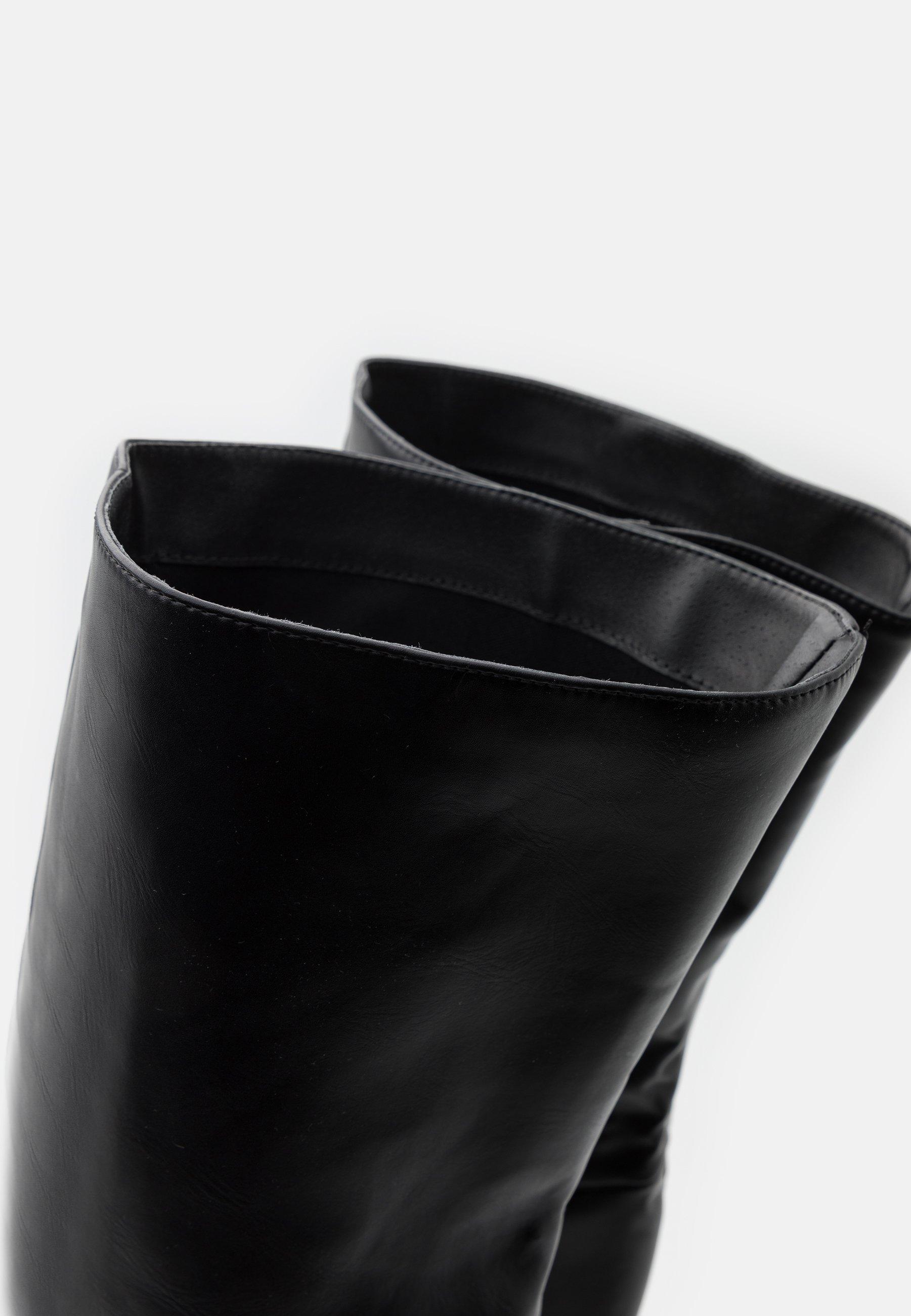GRESHA Klassiska stövlar black