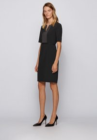 BOSS - Shift dress - black - 1