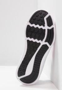 Nike Performance - DOWNSHIFTER 8 - Sports shoes - pink rise/white/gunsmoke/black - 5
