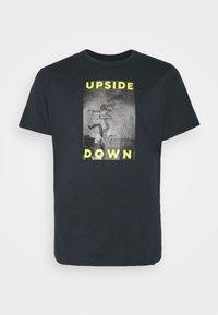 Shine Original - TEE - Print T-shirt - navy - 3