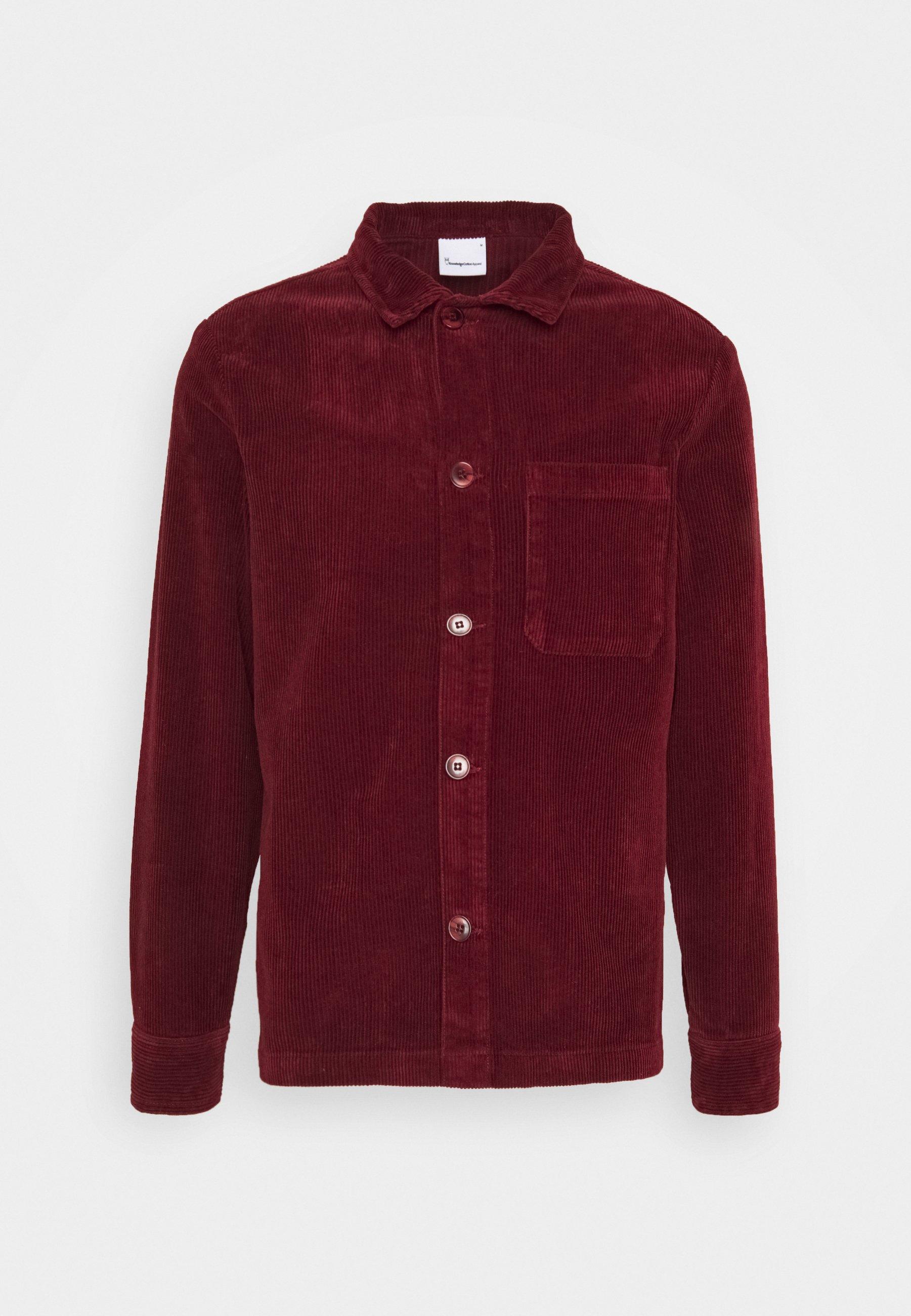 Knowledge Cotton Apparel Herreskjorter | Skjorter til mænd