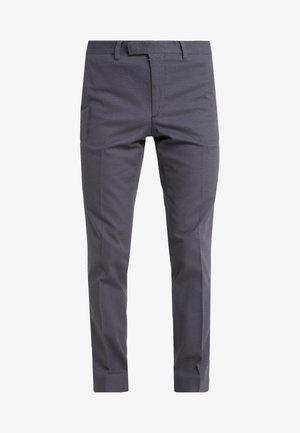 GRANT  - Trousers - dark grey
