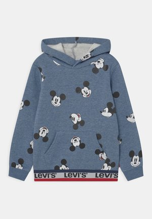 MICKEY MOUSE HOODIE  - Sweatshirt - navy heather